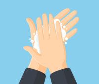 como lavar las manos