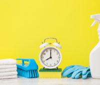 higiene laboral y limpieza covid-19