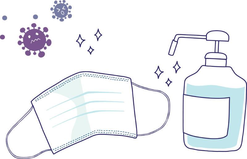 desinfeccion manos superficies toallitas antisepticas
