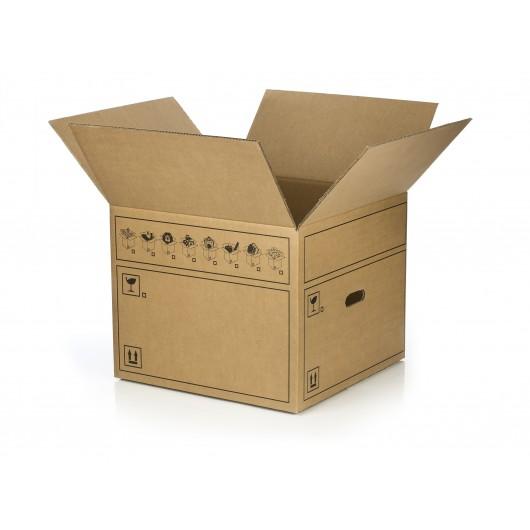 caja de mudanza carton